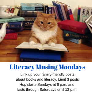 Literacy Musing Mondays | January Post Wrap-Up | www.thismomsdelight.com